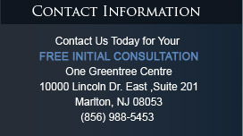 10000 Lincoln Dr. East  Marlton, NJ 08053